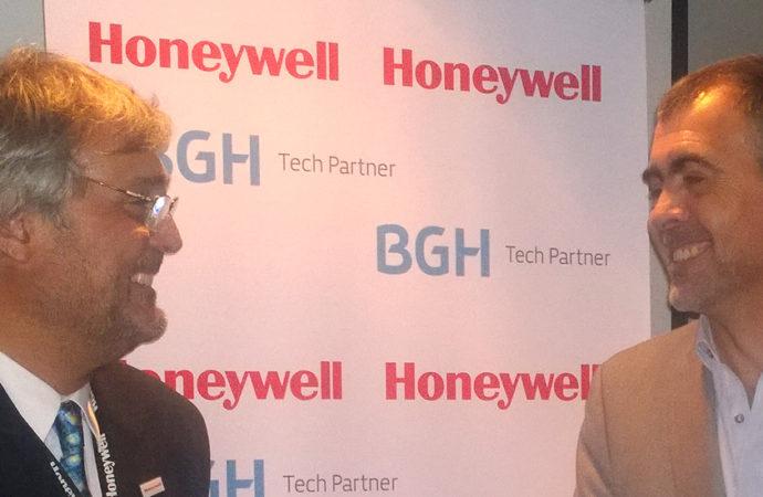 Honeywell sella alianza con BGH Tech Partner