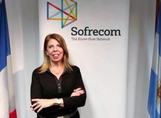 Claudia Flores, nueva Directora de Soluciones IT de Sofrecom Argentina