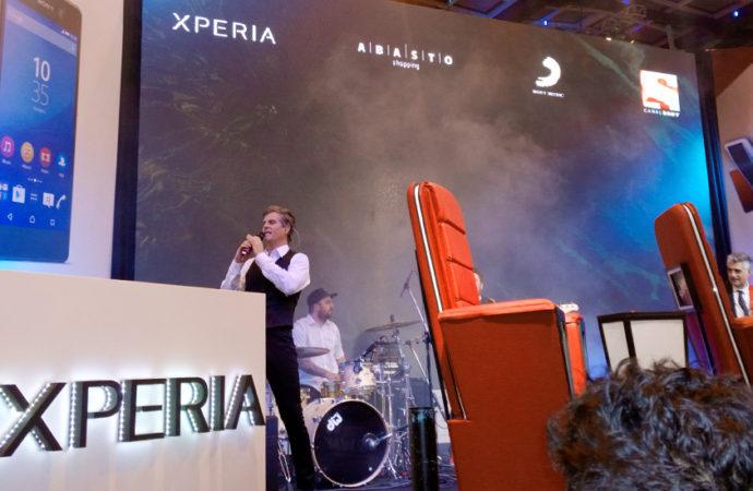Sony Mobile presentó su Xperia M5 en Argentina
