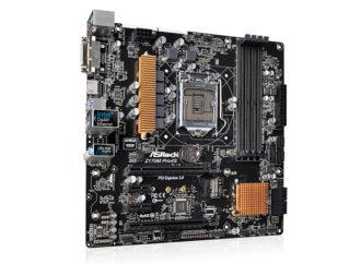 ASRock presentó en Argentina los motherboards Z170 Pro4S y Z170M Pro4S