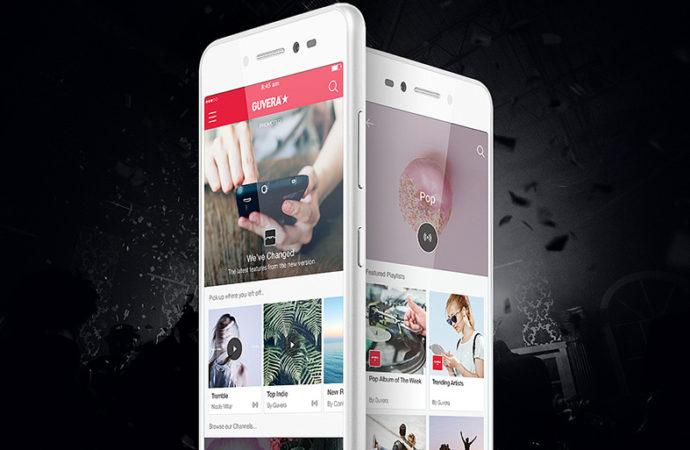 Guvera 3.0 revoluciona los servicios de streaming de música
