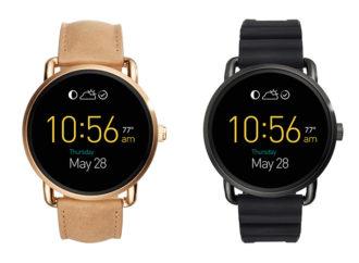 Fossil presentará sus últimos smartwatches Android Wear