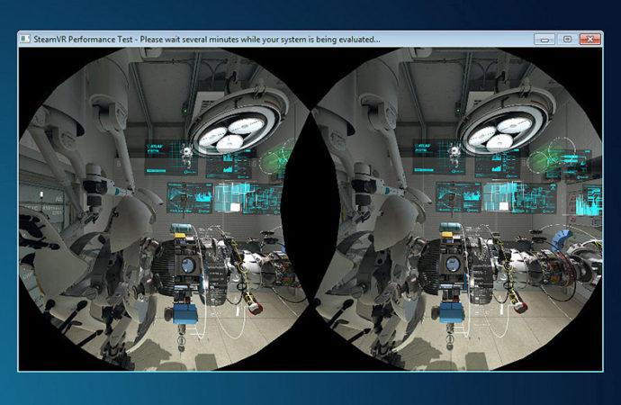 SteamVR Performance Test recomienda AMD para tu PC