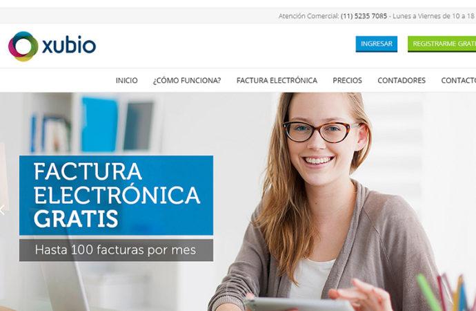 Xubio ofrece su software de manera gratuita en Argentina