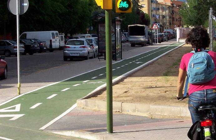 Siemens desarrolla un sistema de onda verde para semáforos de ciclistas