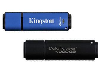 Kingston Technology lanzó dispositivos USB Flash encriptados por hardware