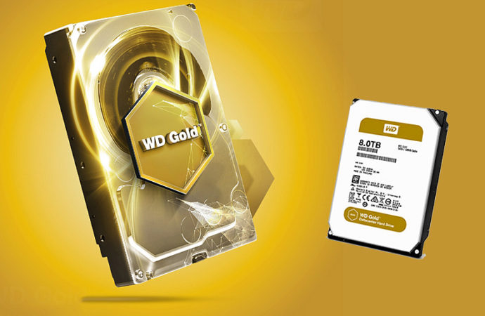 Western Digital mejoró su portafolio para centros de datos con el disco duro WD Gold