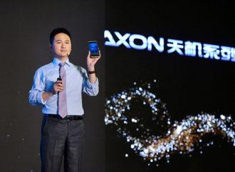 ZTE y Designworks colaborarÍan en el diseño del nuevo AXON