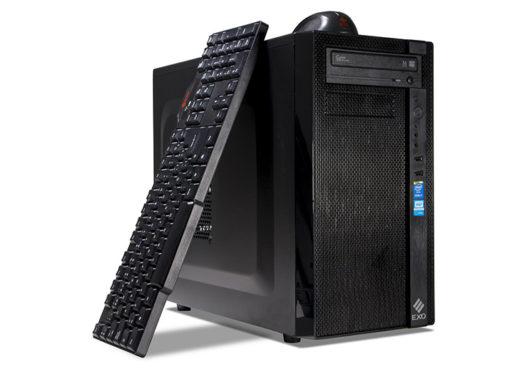 EXO lanza su primera PC Gamer