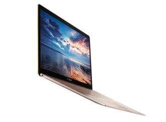 ASUS lanzó la ZenBook 3