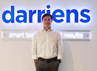 Juan Curci se incorpora a Darriens como VP de Ventas