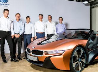 BMW Group, Intel y Mobileye llevarán la conducción autónoma a las calles antes de 2021