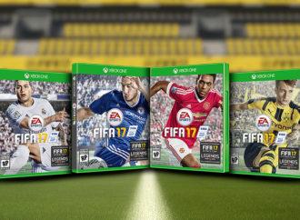 Los fans decidirán quién estará en la portada de EA Sports FIFA 17