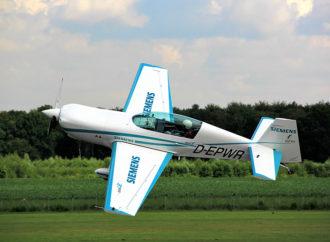 Se realizó el primer vuelo de un avión eléctrico