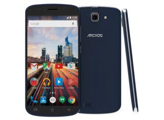 Archos lanzó dos nuevos modelos de smartphones