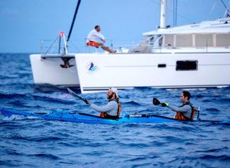GoPro registró el primer recorrido oficial en kayak de La Habana a Florida