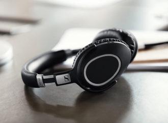 Sennheiser lanzó los nuevos PXC 550 wireless