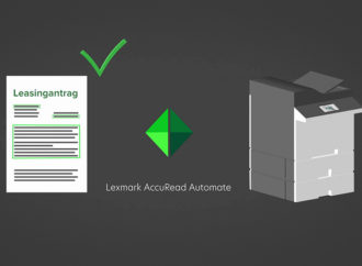 Lexmark lanzó la aplicación Accu Read Automate 2.0 para multifuncionales