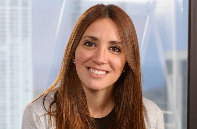 HDS designó Field Marketing Manager a Luciana Bendinelli