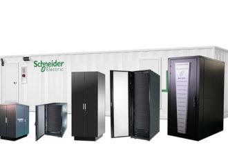 Schneider Electric lanzó soluciones de micro data center para edge computing
