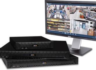 Axis fortalece su portafolio de grabadores de video en red todo en uno