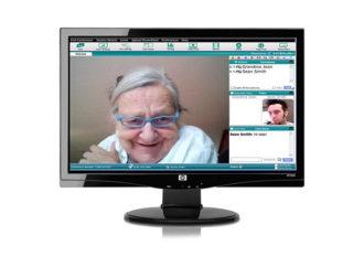 Hábitos de las personas mayores de 55 años cuando están en línea