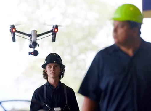 AT&T y la NASA colaboran en un sistema de administración de tráfico de drones