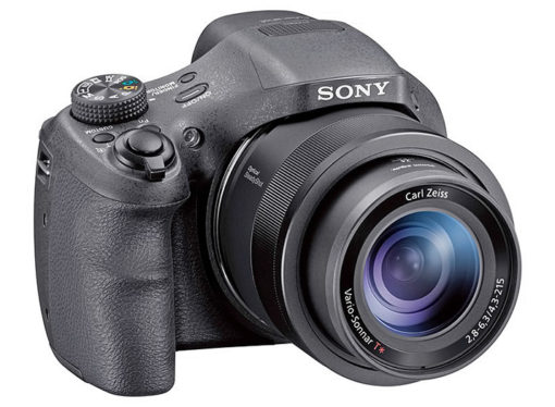 Nueva Cyber-shot HX350 de Sony