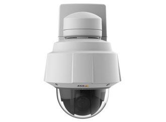 Axis presentó la cámara en red Q6055-C PTZ