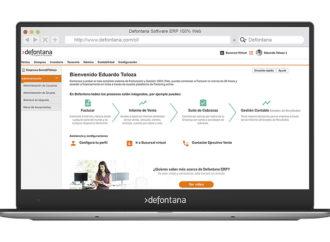 """Defontana cambia su """"look"""" y mejora la experiencia de sus usuarios"""