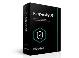 Kaspersky Lab lanzó su sistema operativo: KasperskyOS