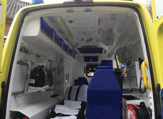 Dinamarca reduce costos al instalar cámaras en ambulancias