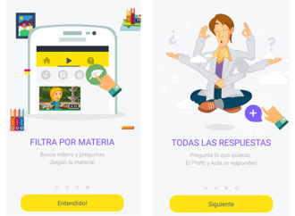 Aula365 ya está disponible para dispositivos Android y iOS