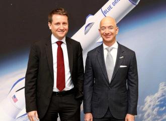 Eutelsat volará con New Glenn a partir de 2021