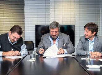 Firma de acuerdos entre Enacom y el municipio de Casilda