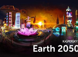 Kaspersky Lab presentó Earth 2050