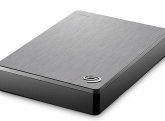 Seagate lanzó Back Up Plus Portable