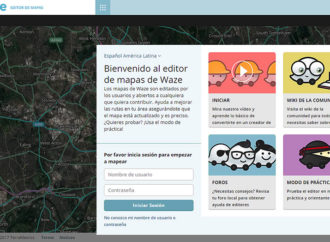 Waze invita a sus usuarios a convertirse en editores de mapas
