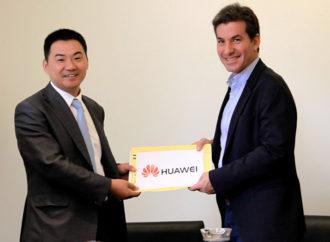 Huawei se suma al distrito tecnológico de la ciudad de Buenos Aires