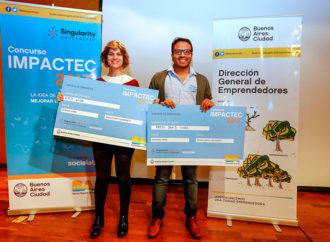 ImpacTec 2017 definió a sus 2 ganadores