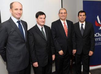AmCham Argentina recibió a Dámaso Pardo, presidente del INPI