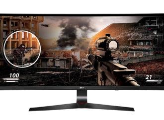 LG trae a Argentina 4 modelos de monitores IPS UltraWide