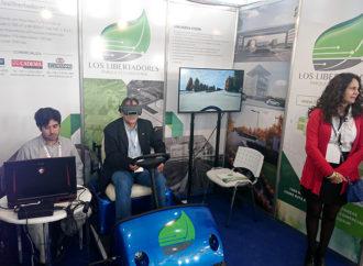 DELTA3 presentó su carro de realidad virtual