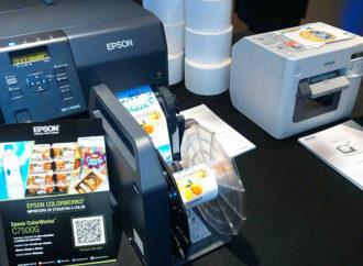Epson lanzó sus impresoras de etiquetas industriales ColorWorks serie C6000/6500