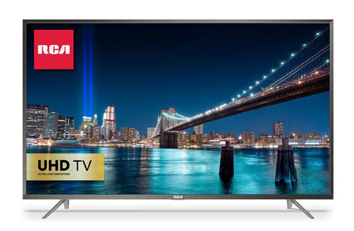 """RCA presentó su nuevo smart TV ultra high definition de 65"""" en Argentina"""