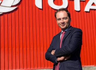 Charles de Montlivault asumió como director General de Total Chile