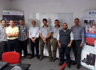 Eaton junto a ISECOM brindan capacitaciones a resellers