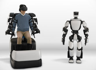 Toyota presentó T-HR3, la tercera generación de robots humanoides