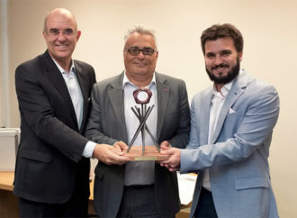 """Algar Tech gano el premio a la """"Generación de Empleo"""""""