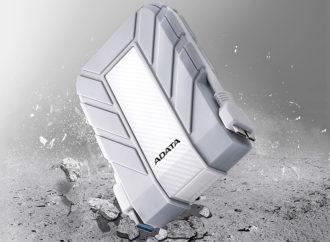 ADATA presentó los discos rígidos externos de alto rendimiento